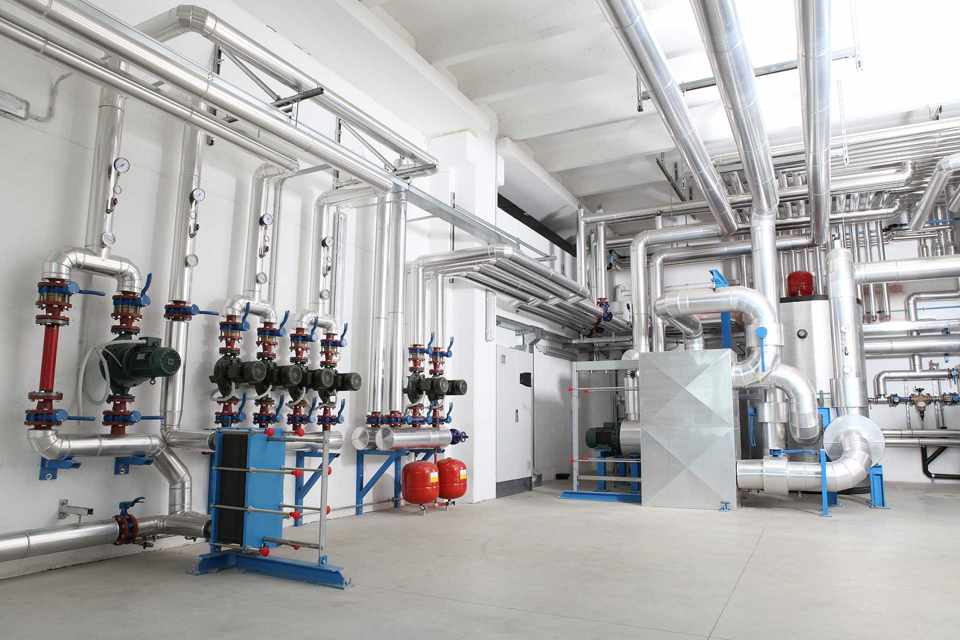 Vest Hautechnik - effiziente Heizungsanlagen in Dorsten
