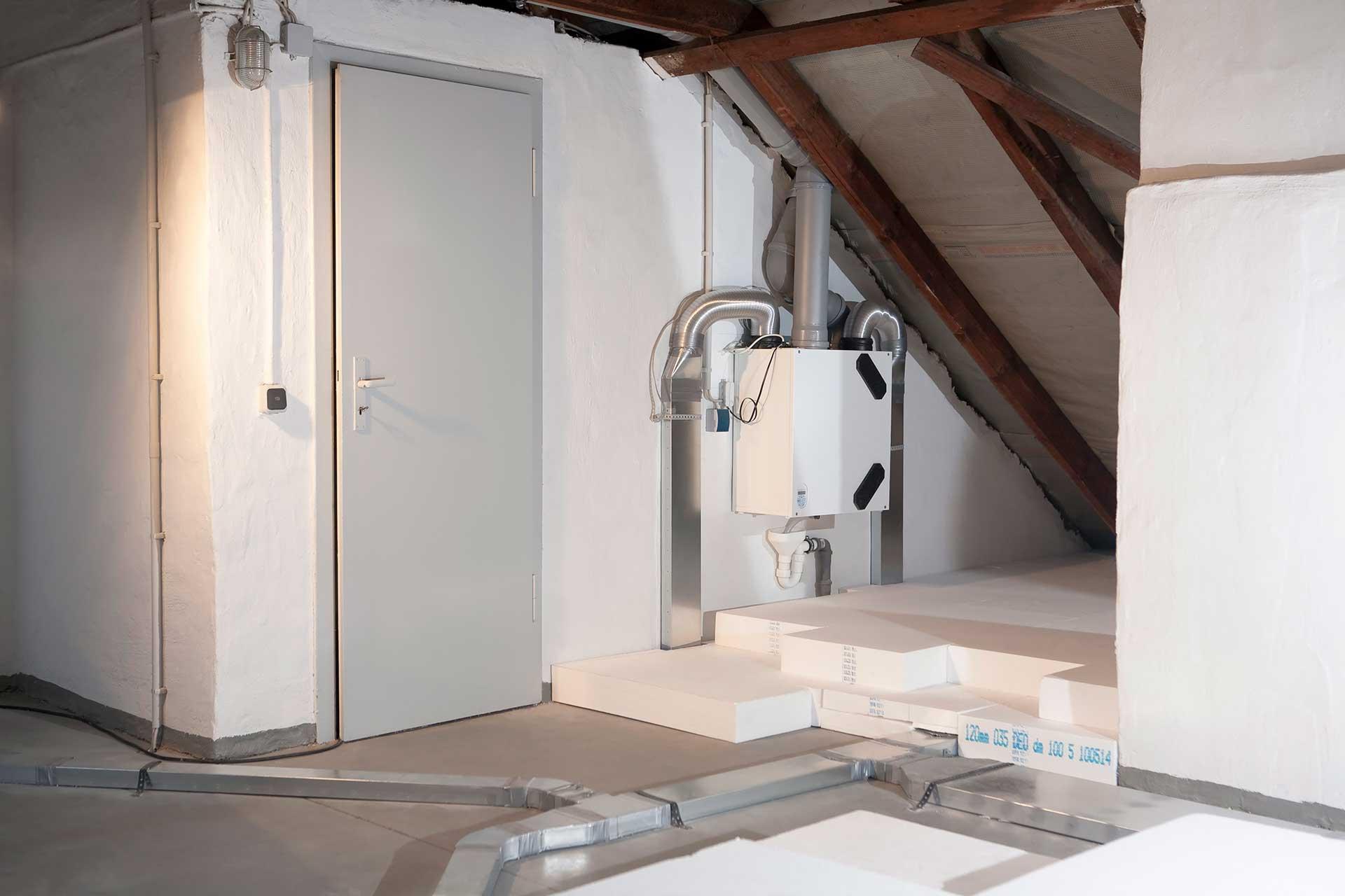 Vest Haustechnik - effiziente Heizung in Dorsten
